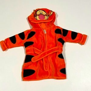 🍀3/$25 Unisex Disney Tigger Infant Robe